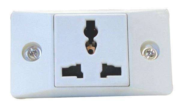 Prise électrique pour transformateur